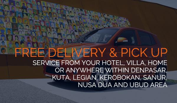 Bali Car Hire Car Rental At Denpasar Ngurah Rai Airport