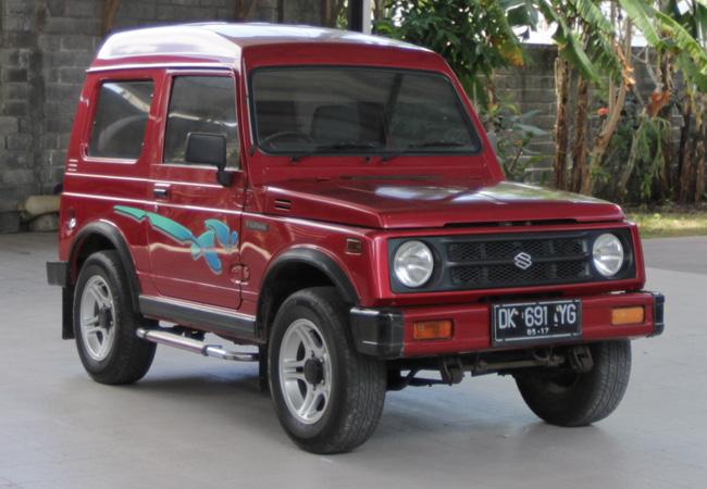 Suzuki Katana Bali Car Hire